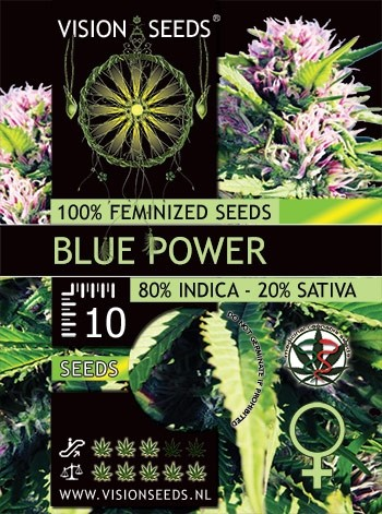 Blue Power fem