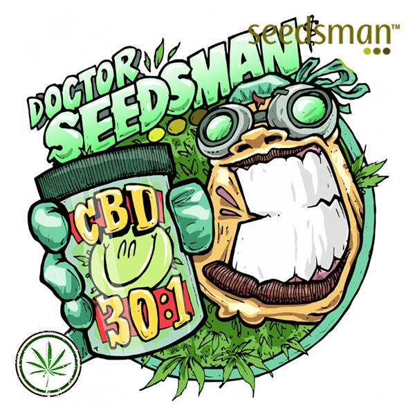Doctor Seedsman CBD 30:1