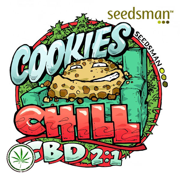 Cookies Chill CBD 2:1
